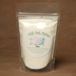 Milk Bath Fizzies - Sinus
